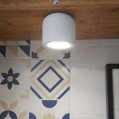 Aisilan Surface Mounted LED Downlight COB  Spot light  for Living room, Bedroom, Kitchen, Bathroom, Corridor,  AC 90v-260v