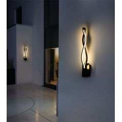 Modern Minimalist LED Wall Light AC85-260V 16W Living Room Bedroom Bedside Aisle Furniture Lighting Decorative Wall Lamp