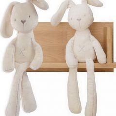 2020 Cute Rabbit Doll Baby Soft Plush Toys For Children Bunny Sleeping Mate Stuffed &Plush Animal Baby Toys For Infants