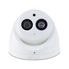 Dahua IPC-HDW4631C-A 6MP HD POE Network Mini Dome IP Camera Metal Case Built-in MIC CCTV Camera 30M IR Dahua IK10 HDW4631C-A