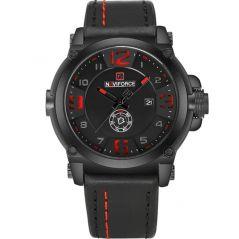 2020 New NAVIFORCE Sport Mens Watches Top Brand Luxury Waterproof Leather Quartz Military Wristwatch Male Clock Relogio Hot Sale