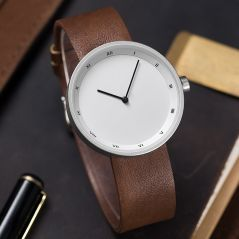 Montre Homme NEW Yazole Mens Watch Fashion Simple Luxury Watch Men Waterproof PU Strap Analog Quartz Watch For Men Heren Horloge