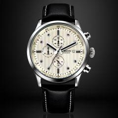 Watches Mens 2020 Luxury Top Brand OCHSTIN Sports Waterproof  Date Chronograph Quartz Wristwatch Clock