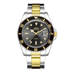 2020 Top Brand DQG Luxury Men's Watch 30m Waterproof Date Clock Male Sports Watches Men Quartz Wrist Watch Relogio Masculino