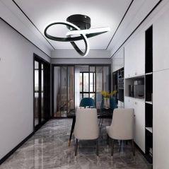 Indoor Led Ceiling Lamp AC110V AC220V Modern Balcony Aisle Lighting Corridor Room Led Ceiling Lamp Nordic Fixture