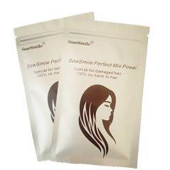 SowSmile 100% Keratin Collagen Silk Natural Moisturizing Repair Hair Scalp Care Vitamins Treatment Perfect Mix Serum Powder