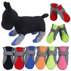 Pet Dog Shoes Puppy Outdoor Soft Bottom For Cat Chihuahua Rain Boots Waterproof Boots Perros Mascotas Botas sapato para cachorro
