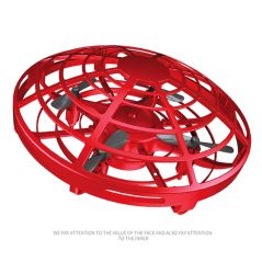 Fly Helicopter UFO Drone Toys Infraed Hand Sensing Induction RC Aircraft Upgrade Quadcopter for Children Adult Mini Flying Ball