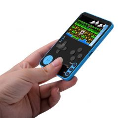 Ultra Thin Handheld Video Game Console Portable Game Player Built-in 500 games Retro Gaming Console consolas de jogos de vídeo