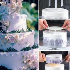 YOMDID Multi-layer Cake Support Frame Practical Cake Stands Round Dessert Support Spacer Piling Bracket Kitchen DIY Cake Tool