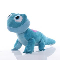 Blue Salamanders Fire Lizard Plush Toy Cute cartoon animals Fire Lizard Soft toy Kawaii Christmas Gifts Toys for Children